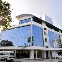 Oceania Hotel, hôtel à Kota Kinabalu