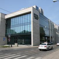 Ambasador Premium, отель в Лодзе