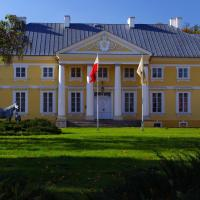 Pałac Racot, hotel in Kościan