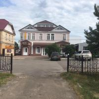 Трактир на Пятницкой, отель в городе Narovchat