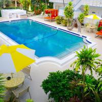Club Lux Resort By The Beach, hotel in Deerfield Beach
