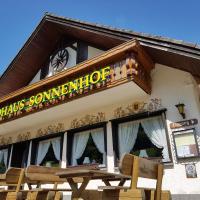 Hotel Landhaus Sonnenhof, Hotel in Todtnau