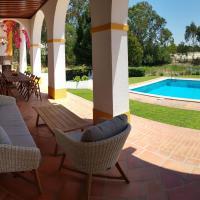 Villa Sequoia - Beach and Lake Private Holidays, hotel in Troia