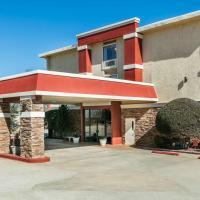 Ramada by Wyndham Oklahoma City Airport North, hotel near Will Rogers World Airport - OKC, Oklahoma City