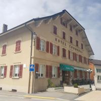 Auberge de Ballens, hotel in Ballens