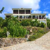 Villa Touloulou, hotel in English Harbour Town