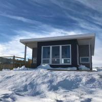 Blue View Cabin 3A With private hot tub, hotel in Reykholt