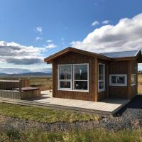 Blue View Cabin 6B With private hot tub, hotel in Reykholt