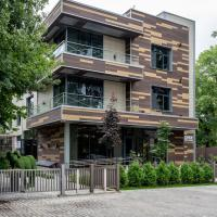Лесной Кантри Хаус, отель в Одинцово