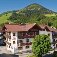 Hotel Kirchenwirt, Hotel in Kirchberg in Tirol