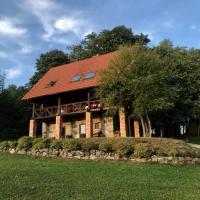 Viesnīca Kalnozoli Guest House pilsētā Vestiena