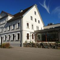 Land-gut-Hotel Landgasthof zur Rose, hotel v destinaci Ehingen