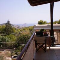 Porto Rafti near the airport