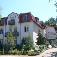Ringhotel Villa Margarete, Hotel in Waren (Müritz)