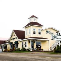 Alpine Motor Inn, hotel em Alma