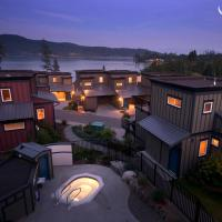 Sooke Harbour Resort and Marina, hotel in Sooke