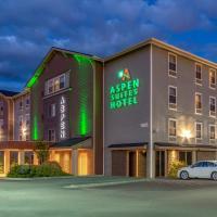 Aspen Suites Hotel Anchorage, hotel in Anchorage