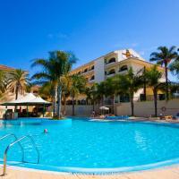 Hotel Mirachoro Praia, отель в городе Карвоэйру