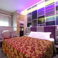 Rose Garden Motel, hotel in Qishan