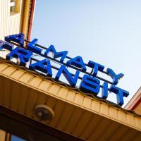 Almaty-Tranzit N1 Hotel