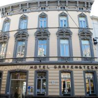 Hotel Gravensteen, hotel a Gant