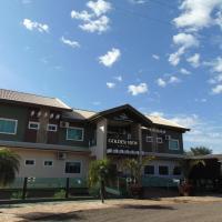 Golden View Hotel, hôtel à Capitão Leônidas Marques
