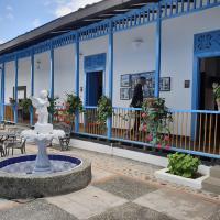 Casa Hotel El Compadre, hotel in Filandia