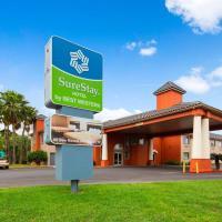 SureStay Hotel by Best Western Brownsville, hotel cerca de Aeropuerto de Brownsville - BRO, Brownsville