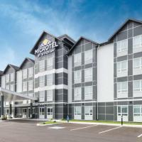 Microtel Inn & Suites by Wyndham Sudbury, hotel em Sudbury