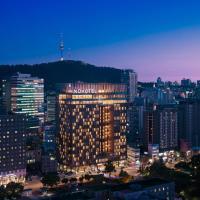 Novotel Ambassador Seoul Dongdaemun Hotels & Residences, отель в Сеуле