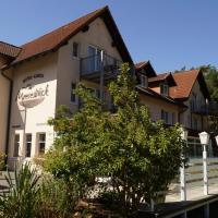Hotel Garni Meeresblick, Hotel in Glowe