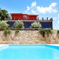Le Oreadi, hotell i Francavilla di Sicilia