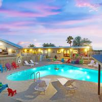 Hotel McCoy - Art, Coffee, Beer, Wine, hotel v destinaci Tucson