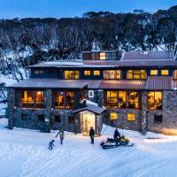 Boonoona Ski Lodge, hotel in Perisher Valley