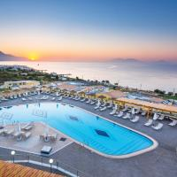 Grand Blue Beach Hotel, hotel in Kardamaina