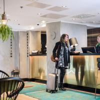 Hotel Verso, отель в городе Йювяскюля