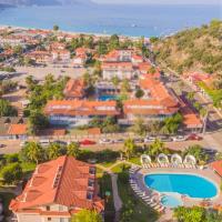 Ata Lagoon Beach Hotel, hotel in Ölüdeniz