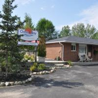 Oasis by the Bay Vacation Suites, hotel in Wasaga Beach