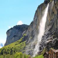 Breathtaking Waterfall Apartment