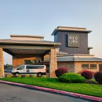 Red Lion Inn & Suites Boise Airport, hotel in Boise