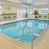 Homewood Suites by Hilton Manchester/Airport, hotel near Manchester Boston Regional Airport - MHT, Manchester