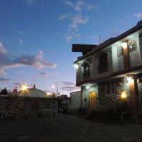 Hostal Ñuca Huasi, hotel em Tambillo