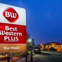 Best Western Plus Tree House, hotel in Mount Shasta