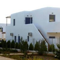 Katikies Studios & Apartments, отель в Лардосе