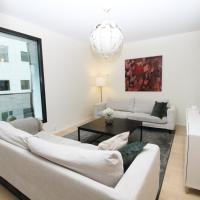 Nordic Host Luxury Apts - City Center Townhome with Terrace (BARCODE -3BED)