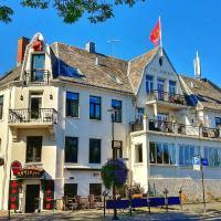 Hotel Wassilioff, hotell i Stavern
