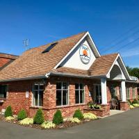 Motel Du Fleuve, hotel em Brossard