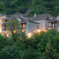Rouista Tzoumerka Resort, hotel in Vourgareli