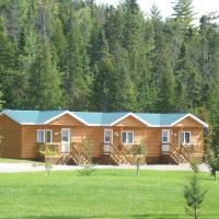 Pourvoiries des Lacs à Jimmy - Motels Triplex, hotel em Tadoussac