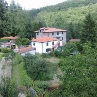 Casarogantino, hotell i Stia